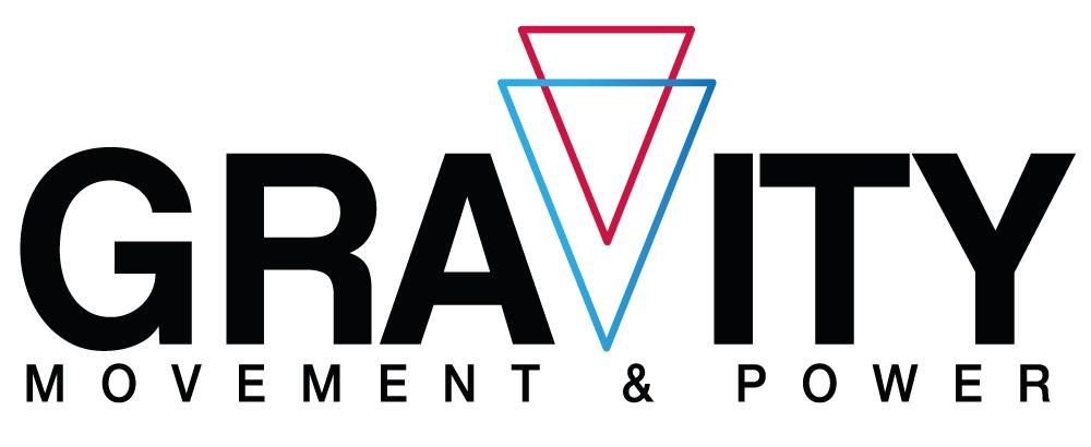 Gravity Hannover Logo Typo